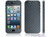 SkinPro Carbon Fibre Vinyl Skin Wrap For iPhone 5