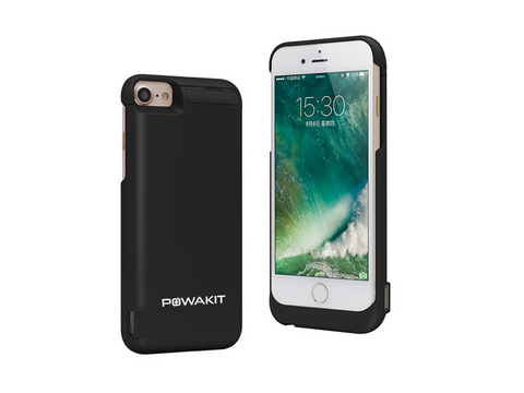 Powakit PowerCase Pro 5500mAH battery case for iPhone 8 / 7 / 6S / 6