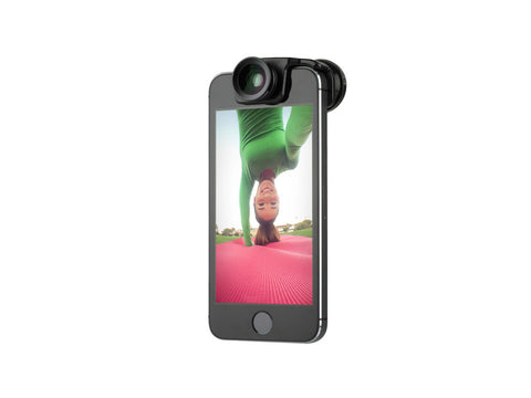 Olloclip SELFIE 3-In-1 Lens System For iPhone 5 / 5S