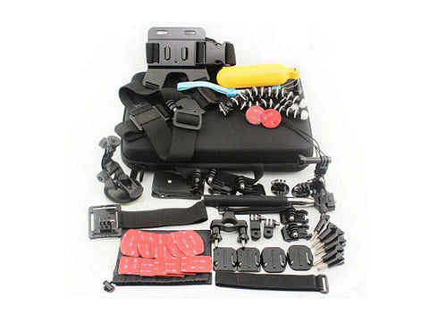 GoPro 44 Piece Ultimate Accessory Kit For Hero 4 3 3+ 2 / Session
