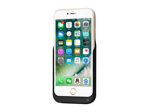 PowaKit PowerCase 8000mAH Battery Case For iPhone 8 / 7 / 6S / 6 PLUS