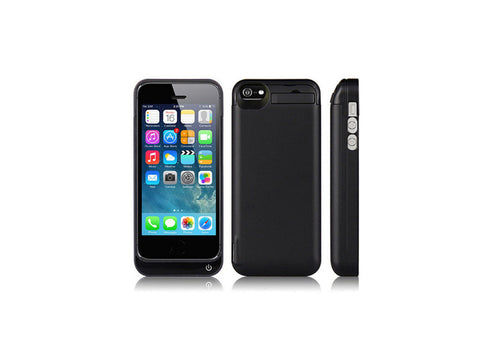 Powakit PowerCase Pro 4200mAH battery case for iPhone SE / 5 / 5S