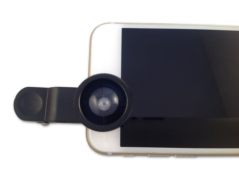 The Selfie Lens - The Universal Clip On Selfie Lens Kit