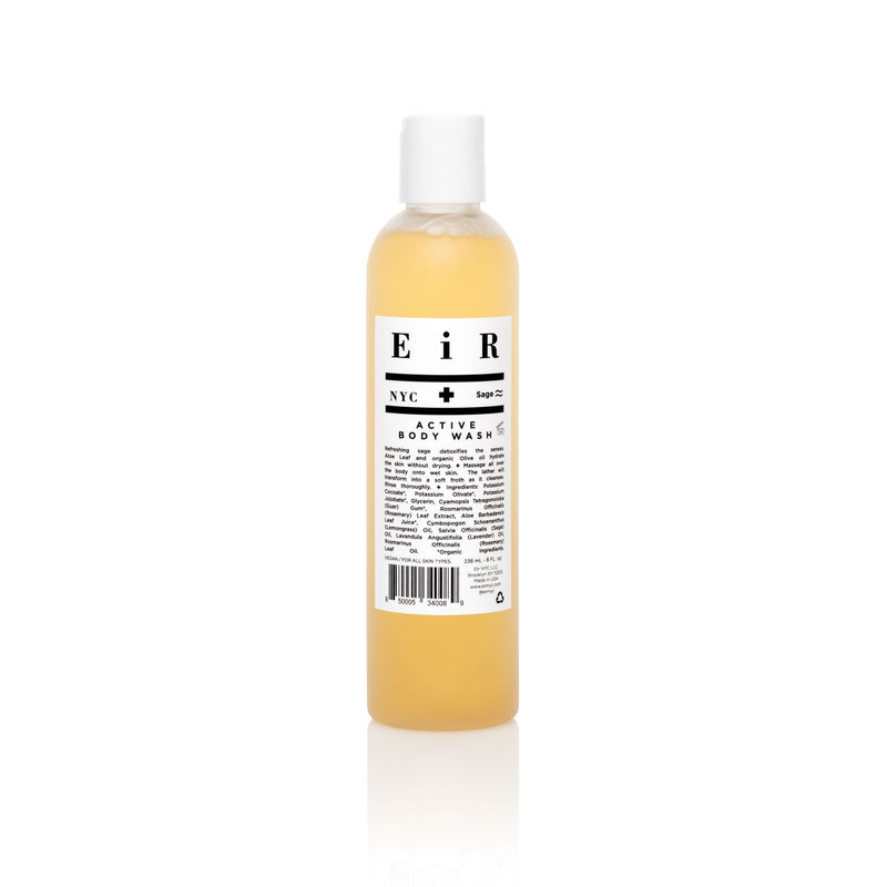 Active Body Wash - 8oz.