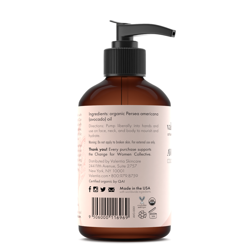 Valentia Avocado Oil | 8oz