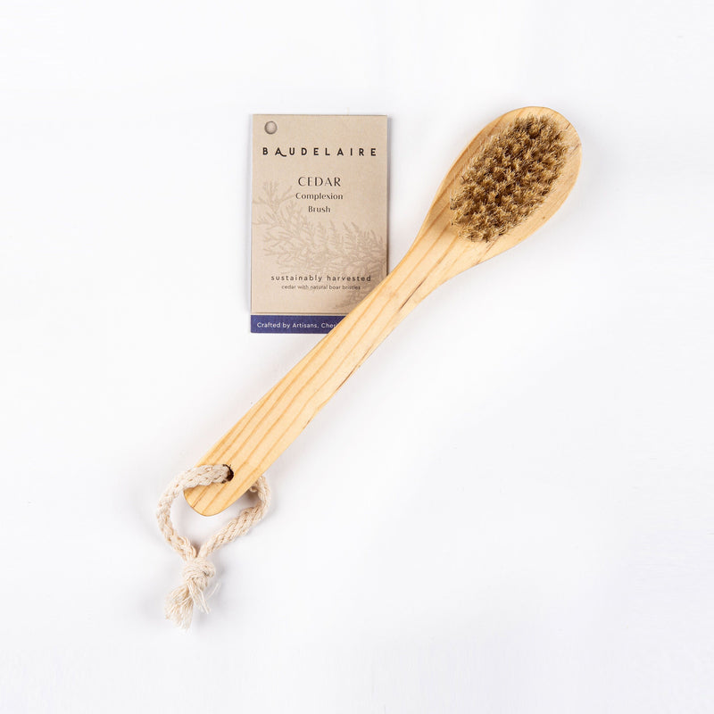 Cedar Complexion Brush | 9""