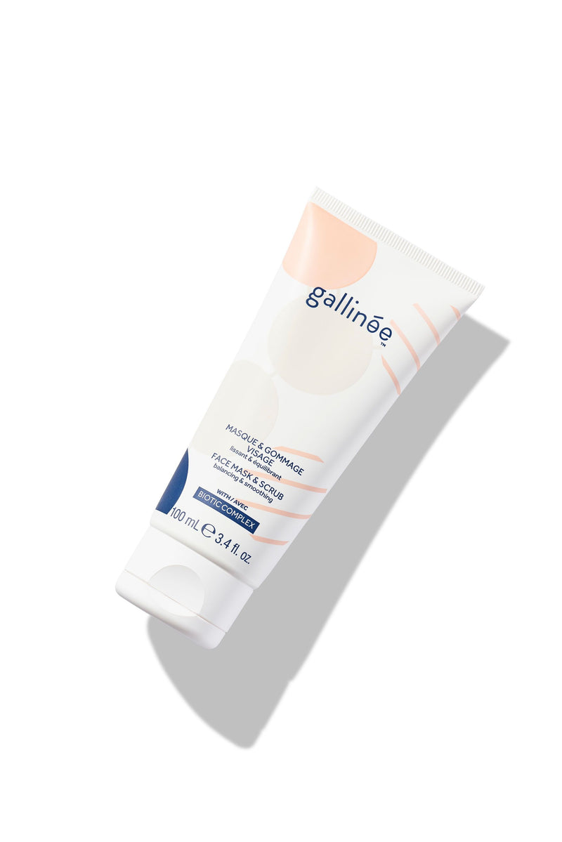 Prebiotic Face Mask & Scrub | 100mL