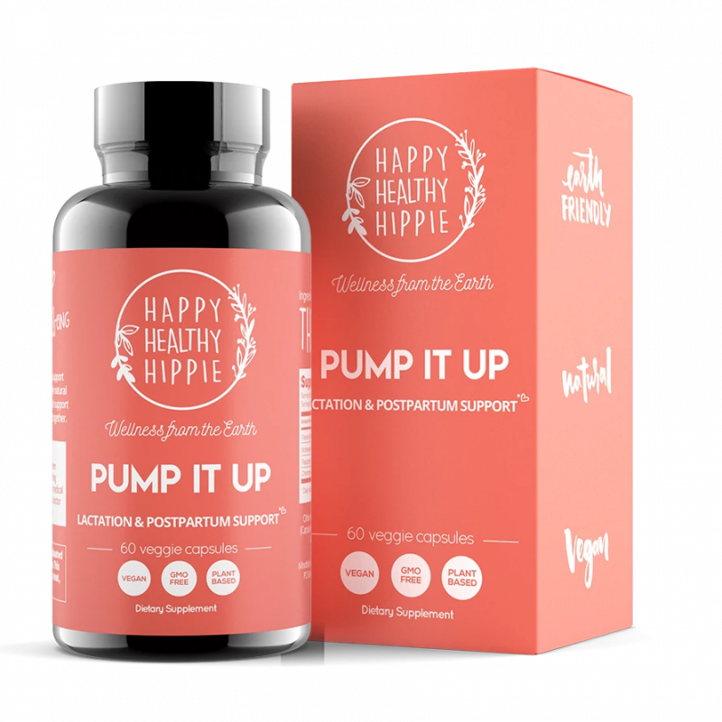 Herbal Supplement | Pump It Up | 60 Capsules - wellness.global