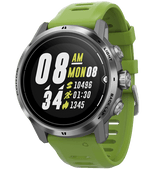Coros Apex Pro Watch Silver/Green