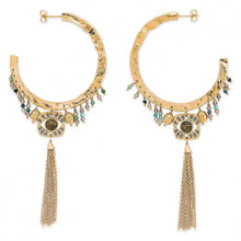 Afbeelding in Gallery-weergave laden, Hipanema Earrings Cloé Gold