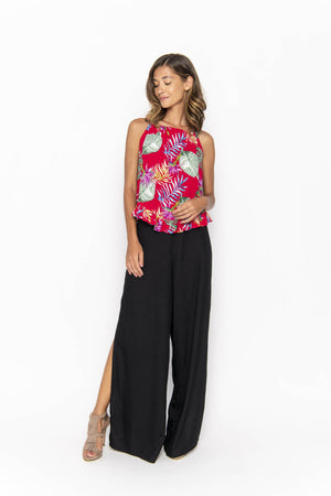 clothing wholesale, tops, wholesale, women wholesale Catty, Tropical, Eco Rayon, Camisole, Wholesale