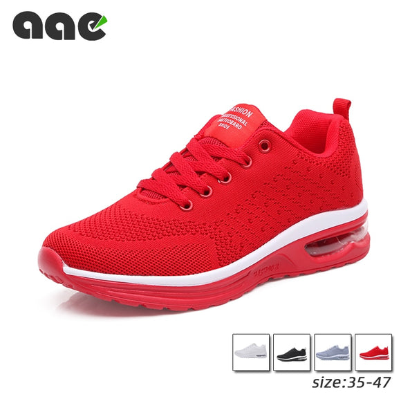 2020 NEW Air Cushion Sports Shoes Unisex Fashion Running Men Sneakers Comfortable Breathable Mesh Casual Shoes Zapatos De Hombre