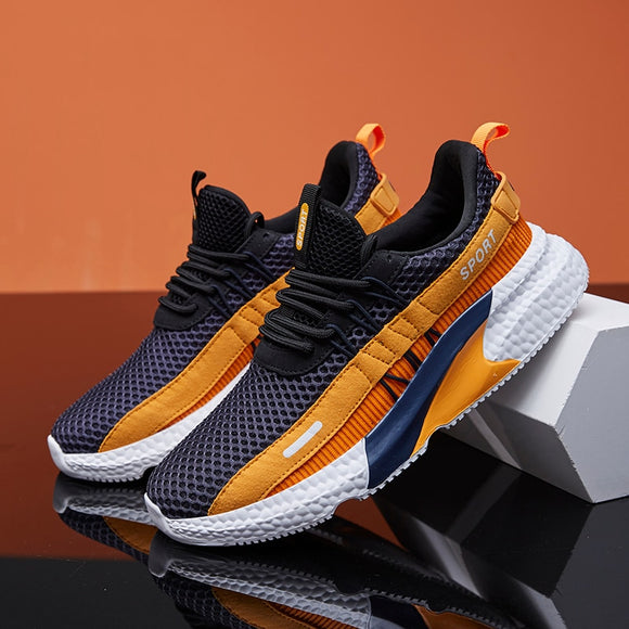 Damyuan Fashion 2020 Men Comfortables Breathable Casual Lightweight Running Wear-resistant Gym Shoes Sneakers Jogging Size 46