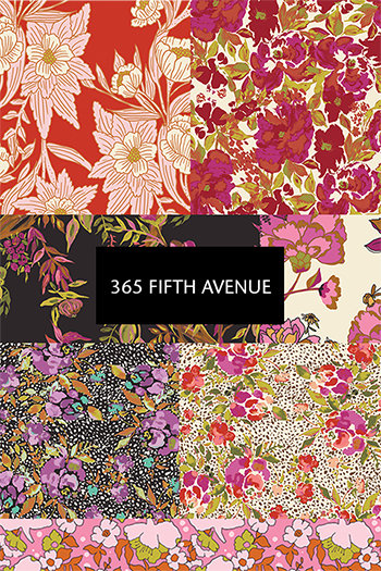365 Fifth Avenue Surface Pattern Collection Bari J