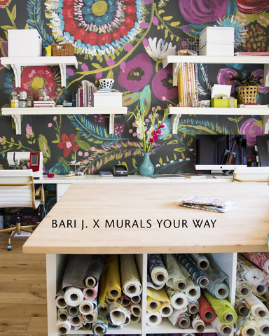 Bari J. Collaboration with Murals Your Way