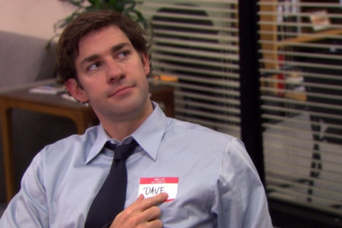 Dave - Jim from The Office