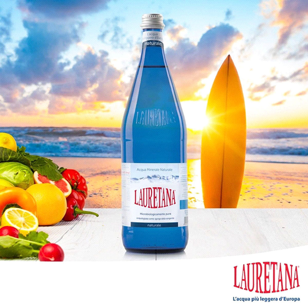 Aqua Lauretana Still 6 x 1000ml