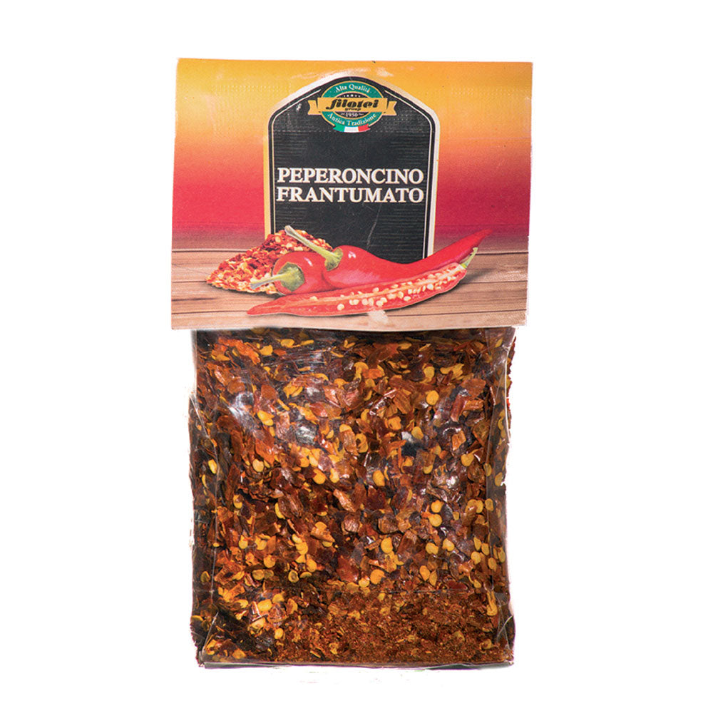 Hot Chilli Crushed 100g