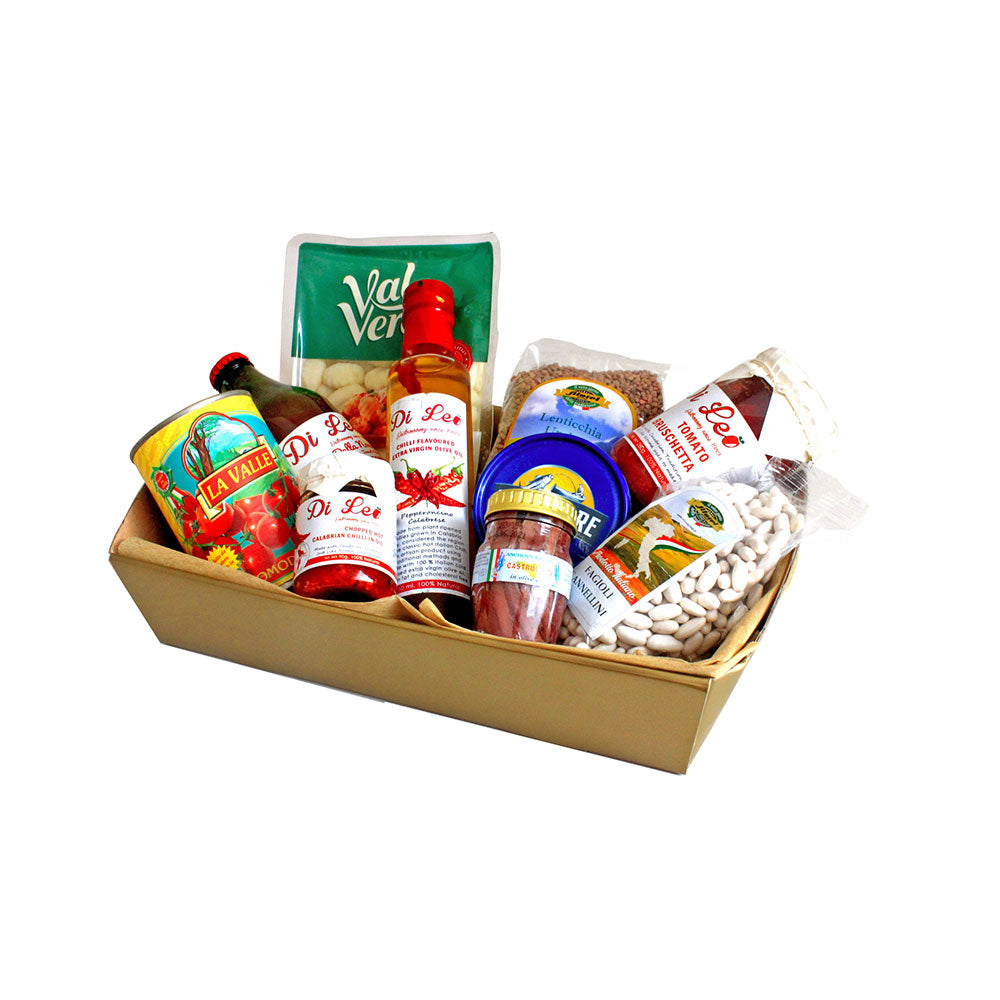 Grocery hamper