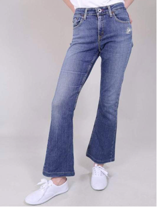 Levis 519 Flared Jeans