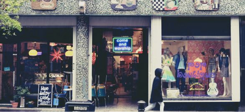 Vintage Clothing in Manchester