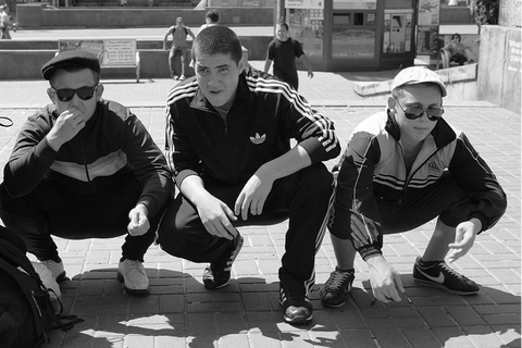 Why do Russians love Adidas?