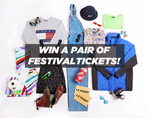 Festival Clothing & Ticket Competition