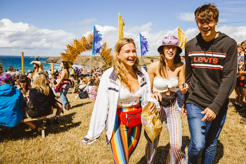 Boardmasters festival clothing