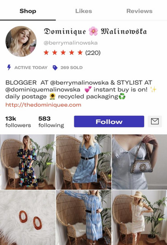 4c8e00ed0 How to make money on Depop - top tips for success!