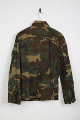 Vintage Jacket - Medium Camo Cotton - Thrifted.com