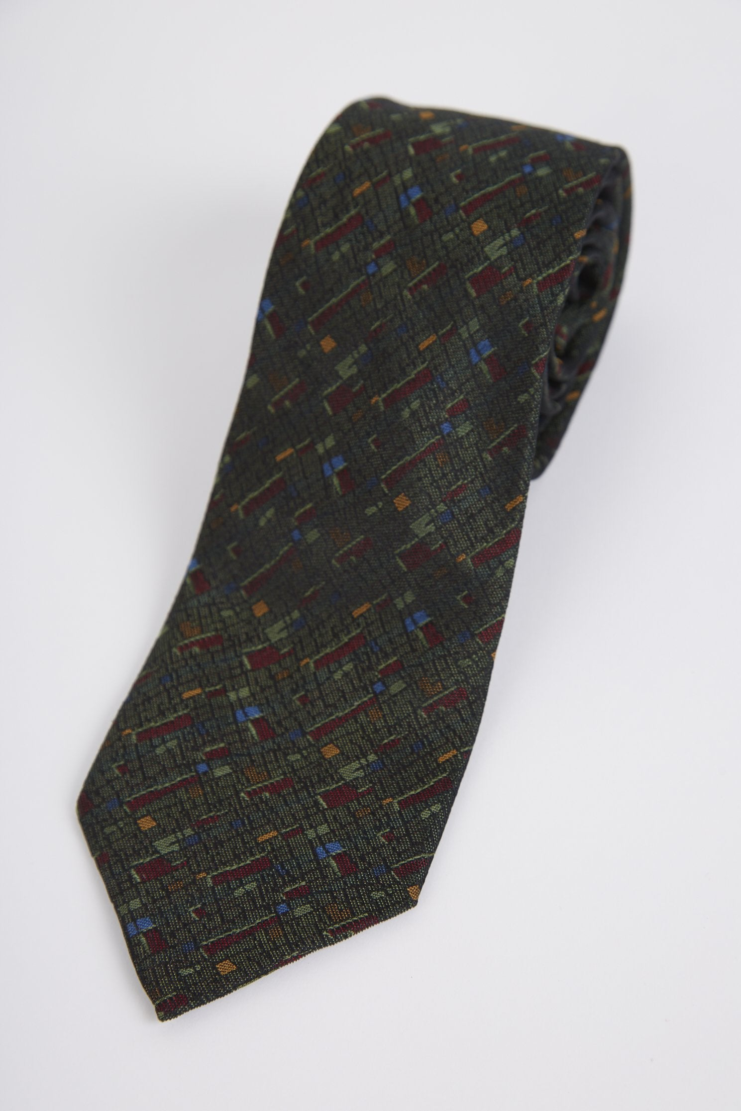 Vintage Missoni Tie - Thrifted.com
