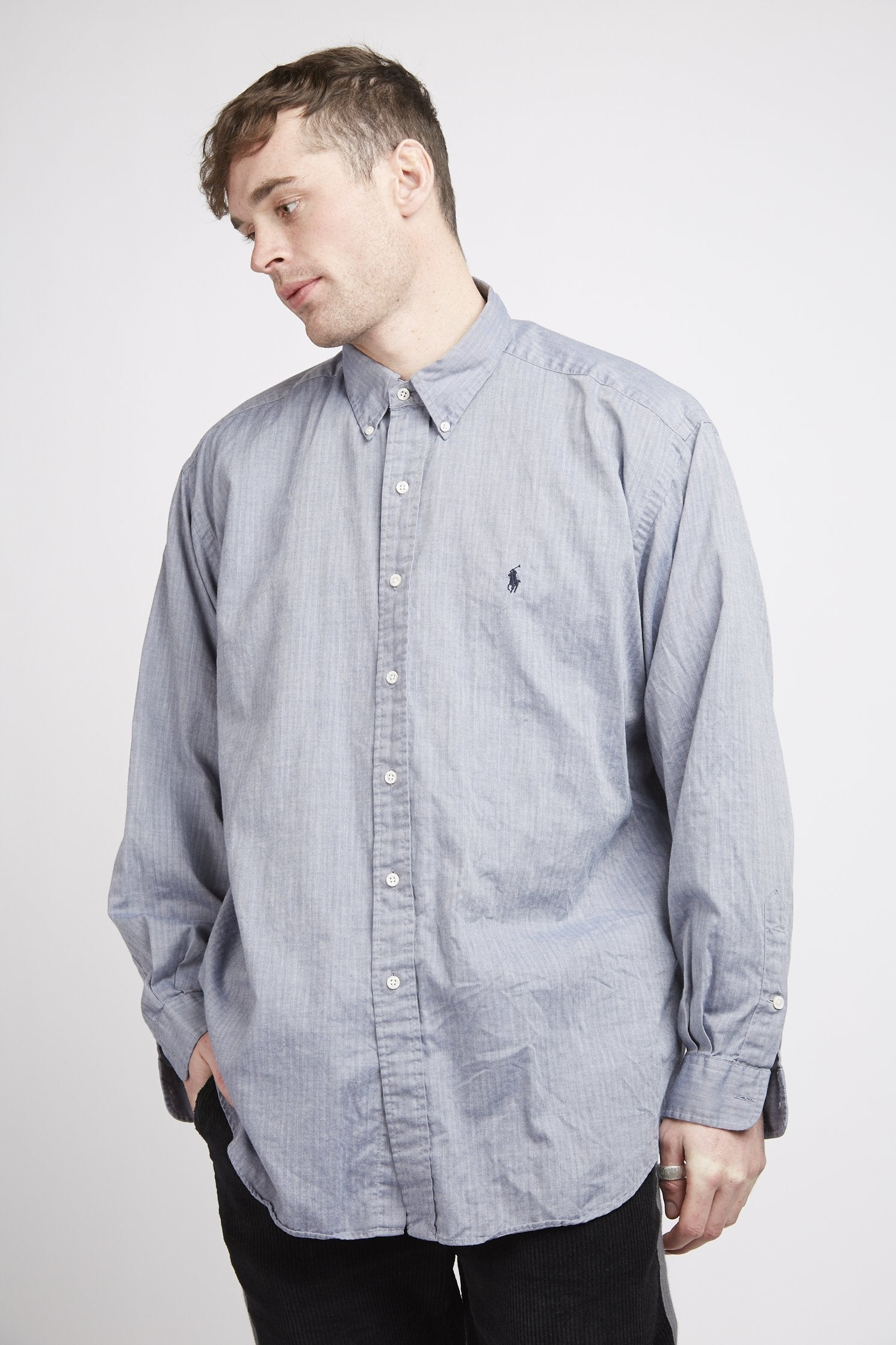 Vintage Essential of the Month: Ralph Lauren Shirts