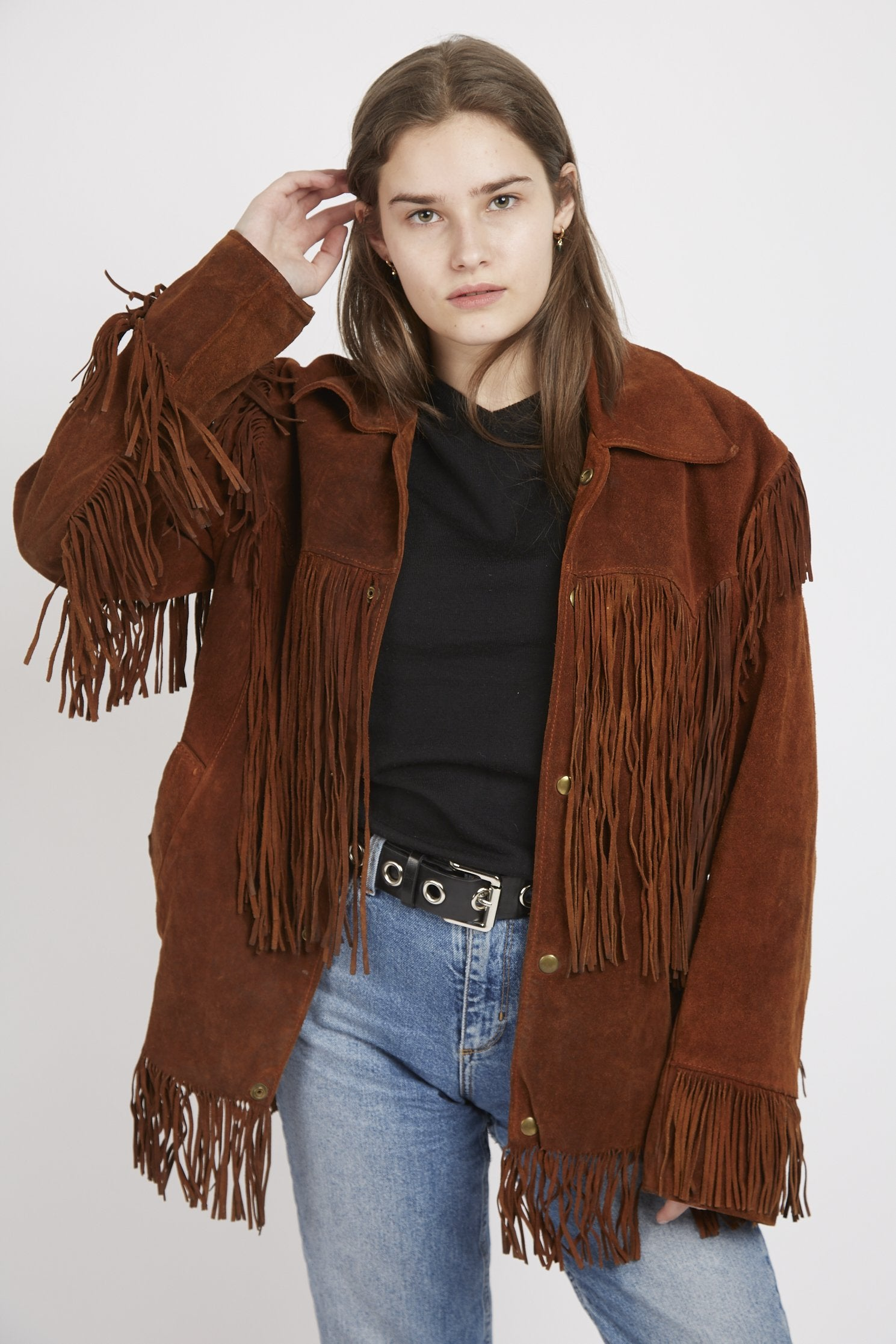 Essential of the month: Cowboy Suede Jackets