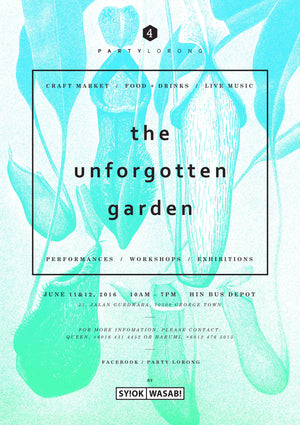 Party Lorong 4 - The Unforgotten Garden