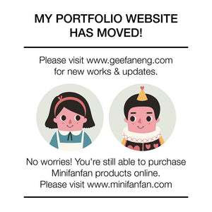 My portfolio website has moved!