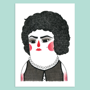 Don't Dream It. Be It - Dr. Frank-N-Furter Giclée Print