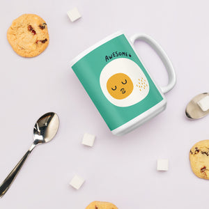 Awesome Egg Coffee Mug