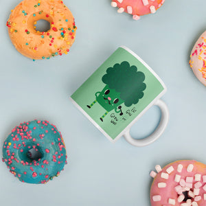 Eat Good and Grow Well Coffee Mug