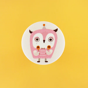Love You Owlways Button Badge or Magnet