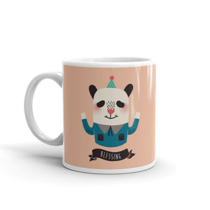 Blessing Panda Coffee Mug