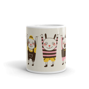 Put Your Hands Up Coffee Mug