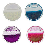 Liquid Glitter Snow Globe -  White