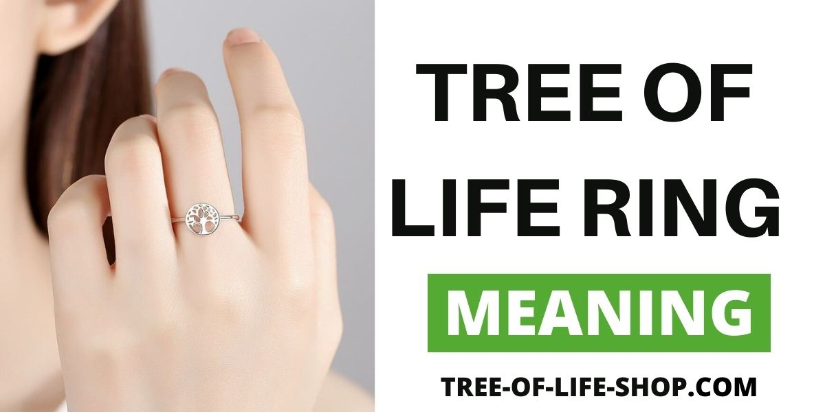 Tree of Life Ring Meaning