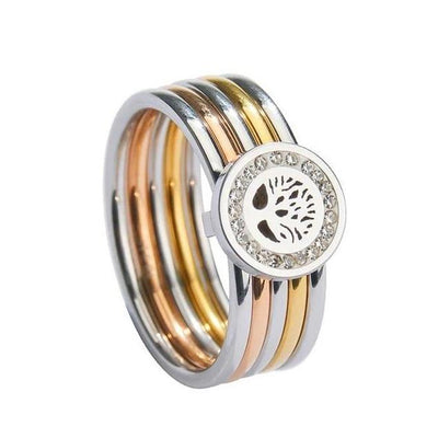 Luxury Tree of Life Ring