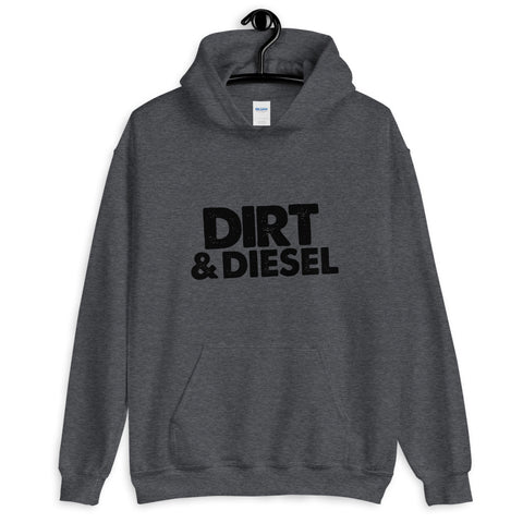 Dirt & Diesel - Heather Hoodie