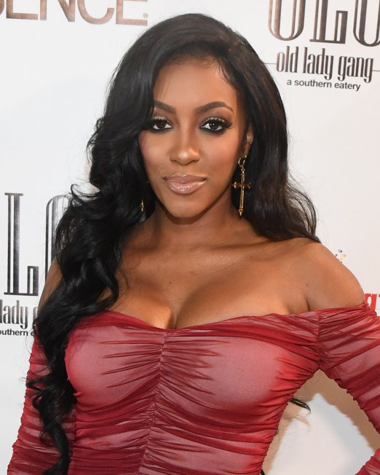 Porsha Willimans Red Dress