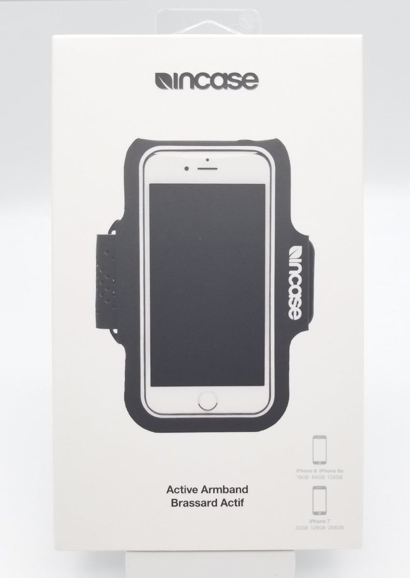 Incase Active Armband 6/6S/7/8/SE Case - Black