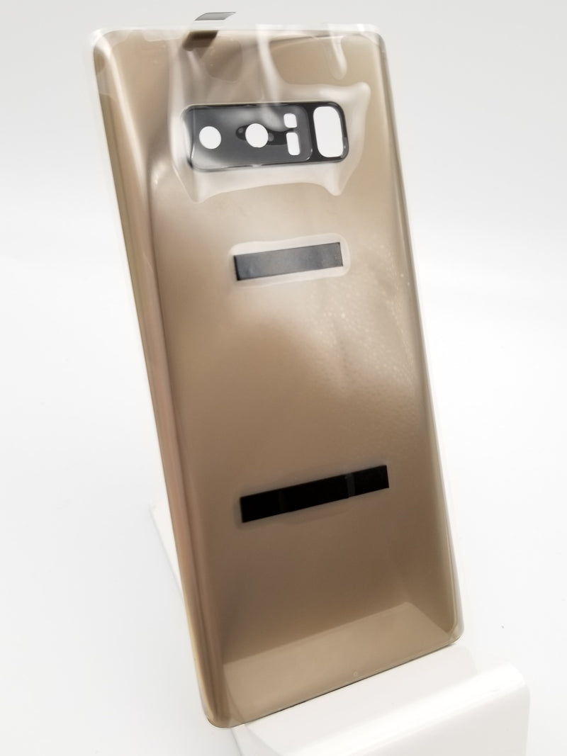 Samsung Galaxy Note 8 Back - Gold