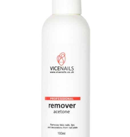 Vice Nails - VREM-00-100 - Vice Remover (Acetone)