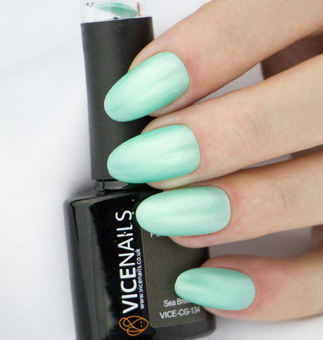 Vice Nails - VICE-2C-134 - Sea Breeze